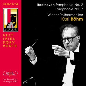 Beethoven: Symphonies No.2 and 7 (Live)