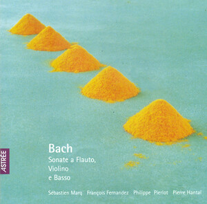 J.S. Bach: Trio Sonatas; Cello Suite No.2 (Arr. for Recorder)