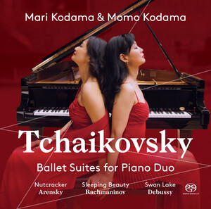 Tchaikovsky: Ballet Suites for Piano Duo