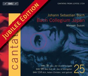 Bach Cantatas Suzuki Review