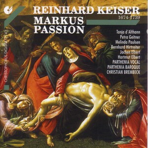 Keise: St. Mark Passion
