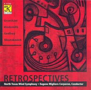 Retrospectives: Works by Hindemith, Shostakovich and Grantham