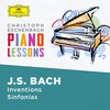 Piano Lessons - Bach, J.S.: Inventions and Sinfonias, BWV 772 - 786 & 787- 801
