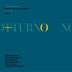 Notturno: Works for Saxophone and Piano