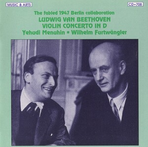 Bach: Orchestral Suite No.3; Beethoven: Violin Concerto in D