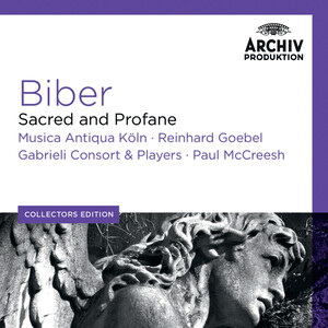 Biber: Sacred And Profane