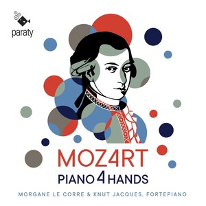 Mozart: Piano 4 Hands