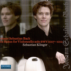 J.S.Bach: Six Suites for Violoncello solo, BWV1007-1012