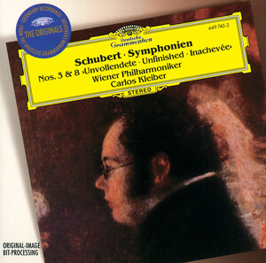 Schubert: Symphonies Nos.3 and 8 'Unfinished'