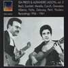 Ida Presti and Alexandre Lagoya, Vol.2: Recordings 1956-1961; Works by Bach, Scarlatti, Granados, etc.