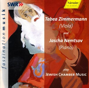 Zimmerman and Nemstov play Jewish Chamber Music