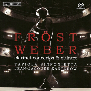 Weber: Clarinet Concertos and Quintet