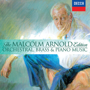 The Malcolm Arnold Edition, Vol.3: Orchestral, Brass and Piano Music