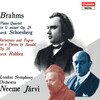 Johannes Brahms: Piano Quartet In G Minor, Op.25; Variations And Fugue On A Theme By Handel, Op.24