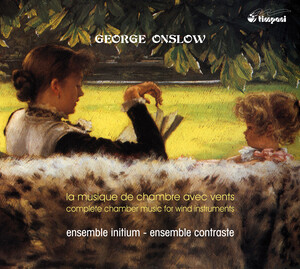 George Onslow: Complete Chamber Music for Wind Instruments