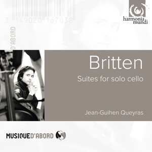 Britten: Three Suites for Solo Violoncello