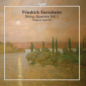 Gernsheim: String Quartets, Vol.1