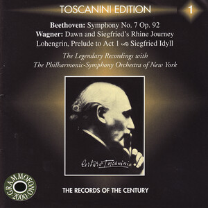 Beethoven: Symphony No.7; Wagner: Lohengrin, Siegfried Idyll