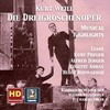 Weill: Die Dreigroschenoper, Musical Highlights (Remastered 2017)