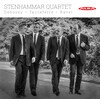 Debussy, Tailleferre and Ravel: String Quartets