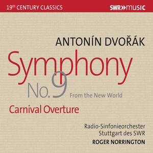 Dvořák: Symphony No.9 'From the New World' and Carnival Overture (Live)