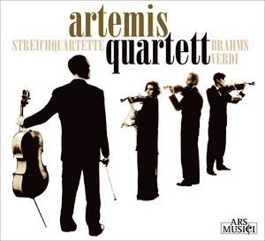 Artemis Quartett Plays Brahms and Verdi
