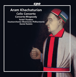 Khachaturian: Cello Concerto in E Minor and Concerto-Rhapsody for Piano and Orchestra