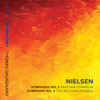 Nielsen: Symphonies No.3 and 4