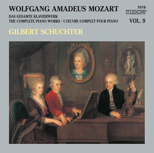 Mozart: The Complete Piano Works, Vol.9