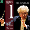 Brahms: Symphony No.1 in C Minor, Op.68 and Academic Festival Overture, Op.80 (Live)