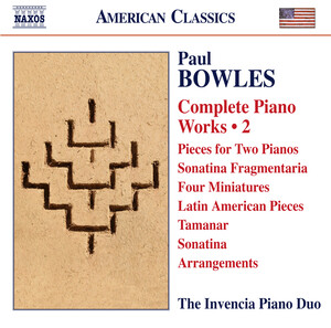 Bowles: Complete Piano Works, Vol.2