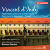 Vincent d'Indy: Orchestral Works, Vol.6