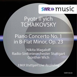 Tchaikovsky: Piano Concerto No.1 in B-Flat Minor, Op.23, TH55 (Live)