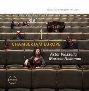 Astor Piazzolla and Marcello Nisinman: Chamber Music