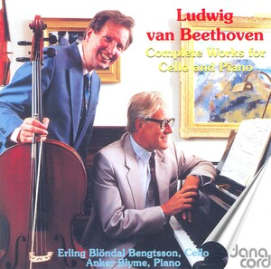 Beethoven, L. Van: Cello and Piano Music (Complete)