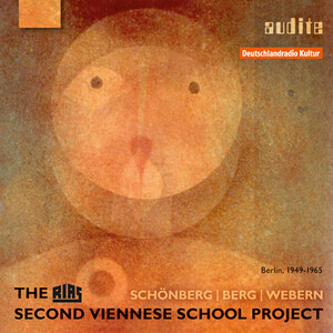 The Second Viennese School Project: Schonberg, Berg, Webern (Berlin, 1949-1965)