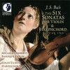 J.S. Bach: The Six Sonatas for Violin and Harpsichord, Vol.2