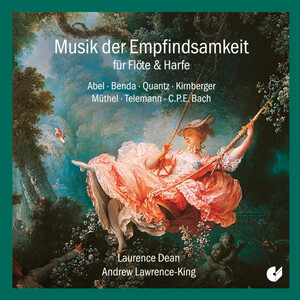 Amor ist mein Lied: Music for Flute and Harp