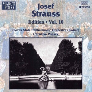 J. Strauss: Edition - Vol.10