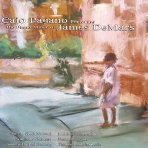 Piano music of James DeMars