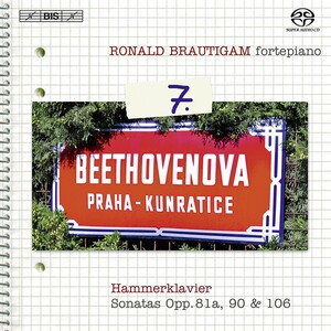 Beethoven: Sonatas, Op. 81a, 90 and 106