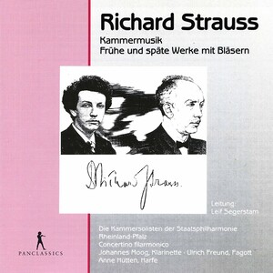 R.Strauss: Chamber Works