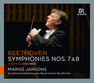 Beethoven: Symphonies No.7 and 8; Widmann: Con brio