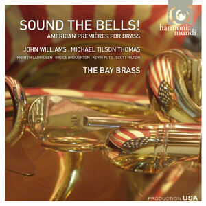 Sound the Bells! American Premières for Brass