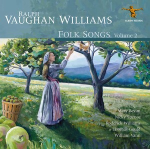 Ralph Vaughan Williams: Folk Songs, Vol.2