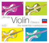Ultimate Violin Classics: The Essential Masterpieces