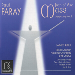 Paray: Symphony No.1 In C; Mass For The 500th Anniversary Of The Death Of Joan Of Arc