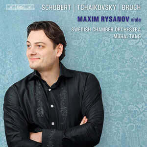 Schubert, Tchaikovsky, Bruch: Works for Viola and Orchestra