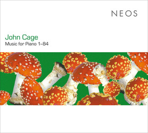 John Cage: Music for Piano 1-84