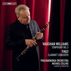 Vaughan Williams: Symphony No.5 in D Major; Finzi: Clarinet Concerto, Op.31